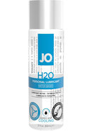 Jo H2o Cool Water Based Lubricant 2oz