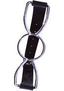 Dominant Submissive Collection Ez Blow Job Gag - Black
