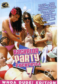 Bachelor Party Fuckfest 07 (disc)