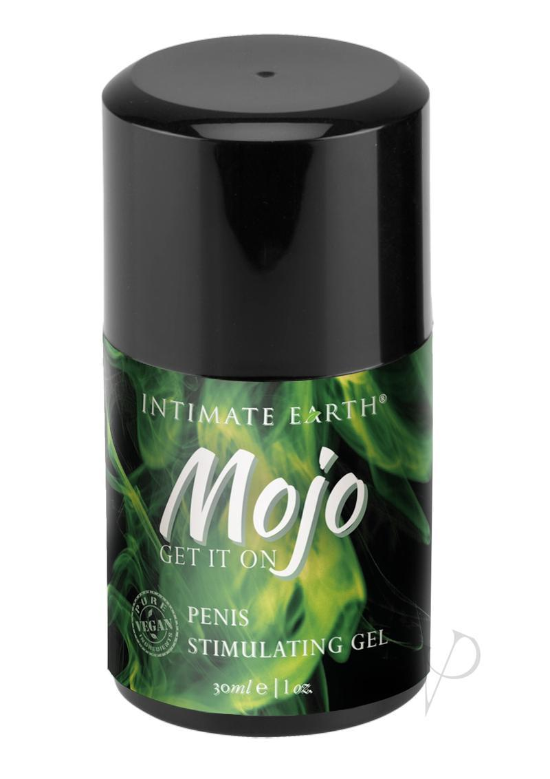 Mojo Niacin And Ginseng Penis Stimulating Gel Lubricant 1oz