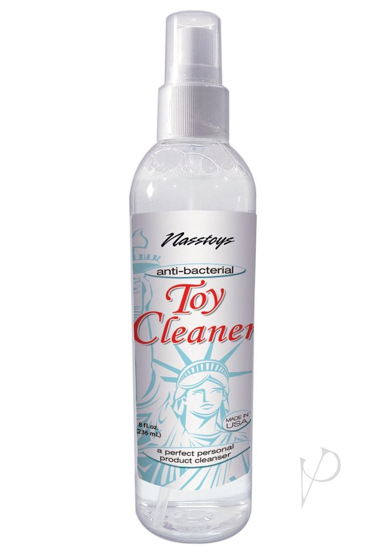 Anti-bacterial Toy Cleaner 8oz